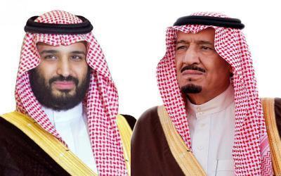 الملك سلمان وولي العهد يتصلان بنجل خاشقجي لتعزيته
