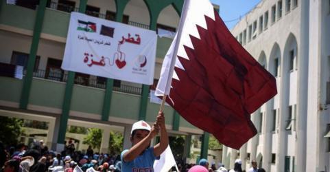 قطر تعلن دعماً جديداً لغزة بقيمة 150 مليون دولار