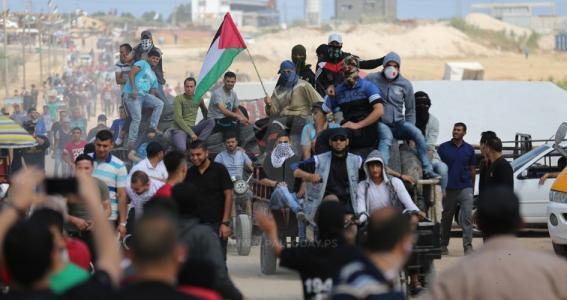 حماس: تهديدات الاحتلال ستصعّد مسيرات العودة وعليه إنهاء حصار غزة