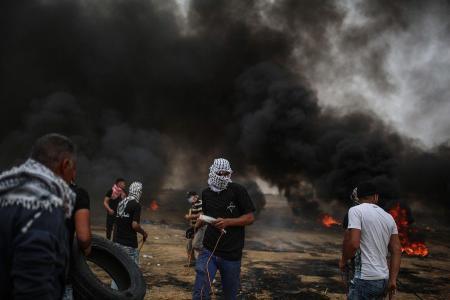 رويترز حول غزة: الوضع حساس للغاية ولا أحد يريد الحرب