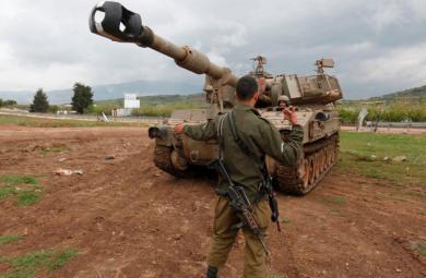 من هو الشخص الذي يحول دون تنفيذ عملية عسكرية في غزة ؟