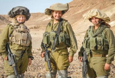 مجندة اسرائيلية أطلقت رصاصة على شاب بغرض المتعة