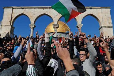 خالد: المقدسيون يقاطعون الانتخابات ويوجهون صفعة قوية لأمريكا واسرائيل