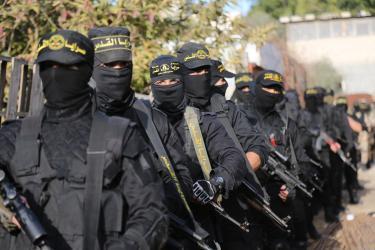 سرايا القدس: ندرس توسيع الرد على الاحتلال كماً ونوعاً والمقاومة جاهزة لما هو أبعد