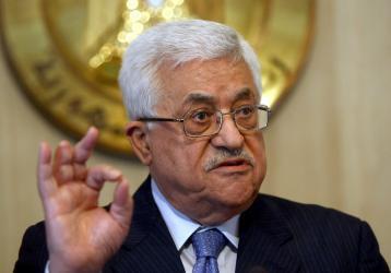أبومازن: ما يقوم به الاحتلال في القدس لن يغير الحقيقة