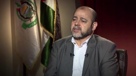 أبو مرزوق يستنكر موجة التطبيع العربي مع الاحتلال
