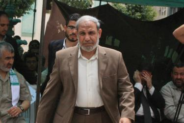 الزهار: التقدم بملفي المصالحة والتهدئة مرتبط بمطالب قدمتها حماس للمسؤولين المصريين