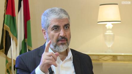 مشعل يدعو لوضع خطة عربية لتحرير فلسطين