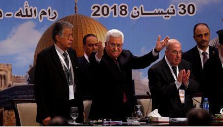 الرئيس عباس يترأس اجتماعا هاما لمركزية فتح مساء اليوم