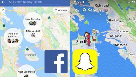 فيسبوك تنسخ ميزة أخرى من سناب شات