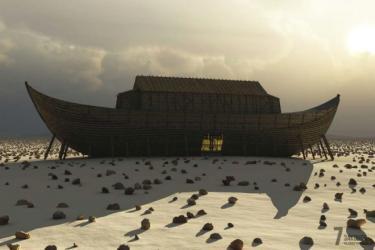 """علماء يسعون لإنشاء """"سفينة نوح"""" لإنقاذ البشرية من يوم القيامة!"""