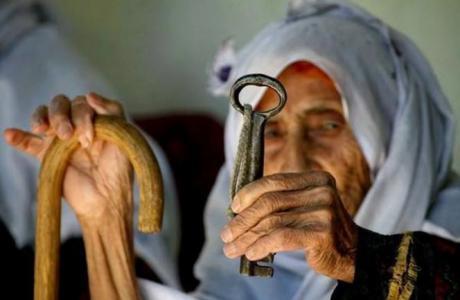 إسرائيل: عدد اللاجئين الفلسطينيين بالآلاف وليس بالملايين