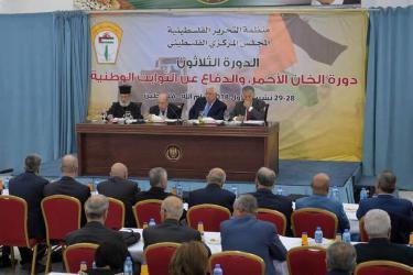 المجلس المركزي يقرر إنهاء كافة الإلتزامات مع الاحتلال
