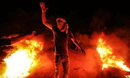 إصابة خمسة مواطنين برصاص الاحتلال شرق دير البلح