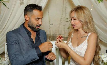 تعرف على أسباب تأجيل حفل زفاف هنا الزاهد وأحمد فهمي