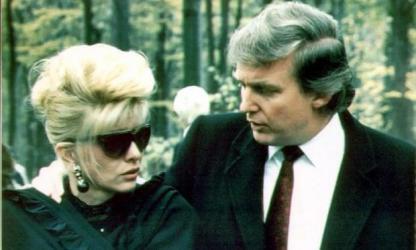 المخابرات التشيكية راقبت ترامب بعد زواجه الأول