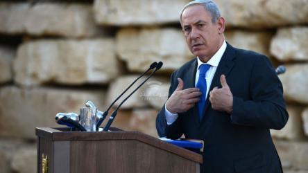 نتنياهو يرد على تحذير السنوار