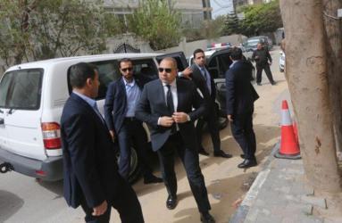 وفد المخابرات المصرية