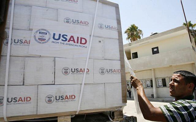 وقف (USAID) ما تداعيات هذا القرار على الشعب الفلسطيني؟
