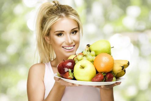 ماذا يحدث لجسمك إن أكلت مجرد فاكهة وخضار؟