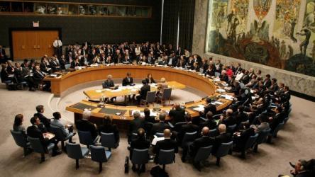 مجلس الأمن يفشل باجتماع غير مثمر بالتوصل لإجماع حول اوضاع غزة