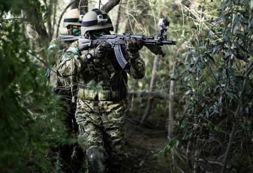 صحيفة: ولاية سيناء تستولي على أسلحة نوعية لحماس