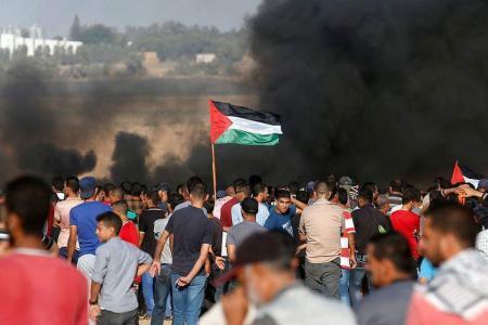 """غزة تتجهز لـ """"جمعة سنسقط الوعد المشؤوم"""""""