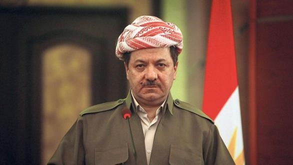 مسعود بارزاني يصل بغداد في أول زيارة له بعد استفتاء الانفصال