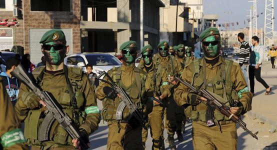 استشهاد مقاوم من كتائب القسام بانفجار عرضي شمال غزة