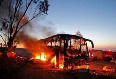 هذا ما انتظرته المقاومة قبل قصف الباص الإسرائيلي اليوم !