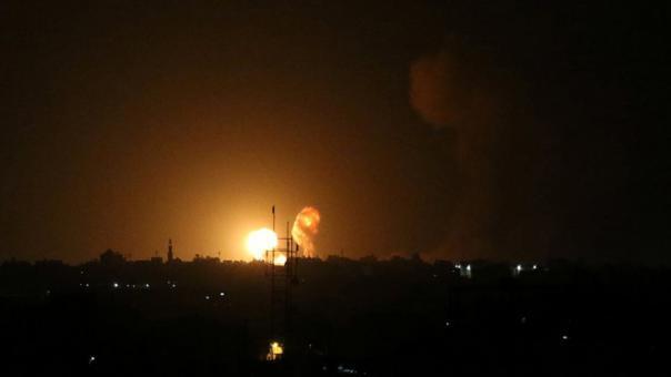4 شهداء وإصابات بقصف إسرائيلي على مناطق مختلفة من قطاع غزة