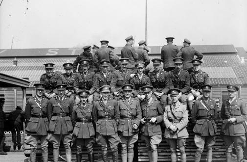 كيف كانت الأيام الأخيرة من الحرب العالمية الأولى؟