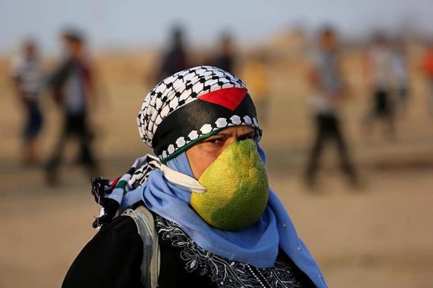 الاختراع الجديد لمواجهة الغاز شرق غزة