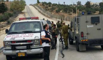الاحتلال يصيب فلسطينيا بزعم محاولته تنفيذ عملية طعن في الخليل
