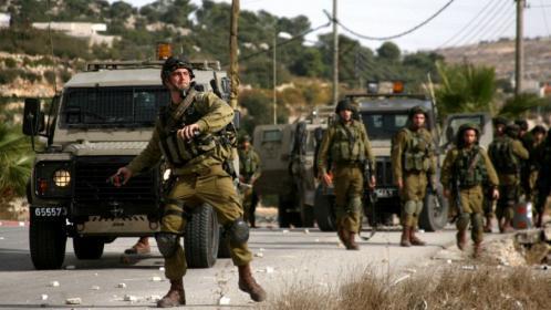 إصابة 5 مواطنين خلال مواجهات مع قوات الاحتلال والمستوطنين جنوب نابلس