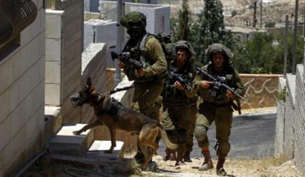 جيش الاحتلال يقتحم منزل منفذ عملية الطعن بالقدس ويعتقل والدته