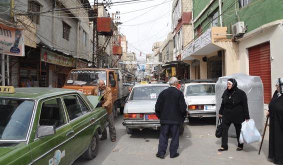 اعتصام احتجاجي في عين الحلوة لمطالبة الأونروا برفع قيمة المساعدات