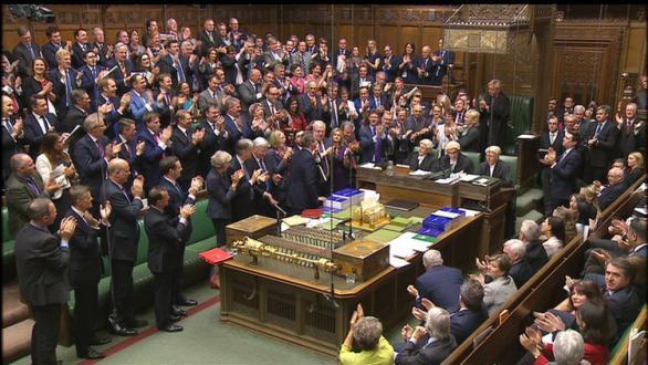 مشروع قانون في البرلمان البريطاني للاعتراف بدولة فلسطين