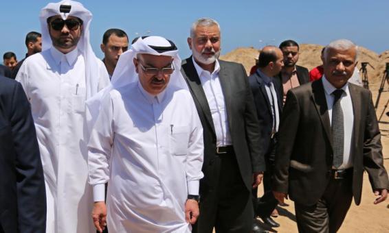 العمادي يكشف عن تسهيلات إسرائيلية مرتقبة