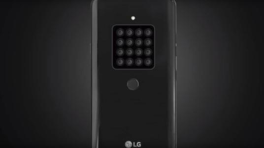 """LG"" تطلق هاتفا ب 16 كاميرا !"
