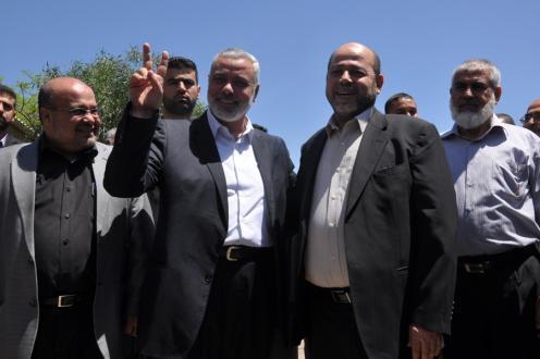 """جولة خارجية لهنية.. أبو مرزوق يكشف لأول مرة """"شروط حماس: لإتمام المصالحة الوطنية"""