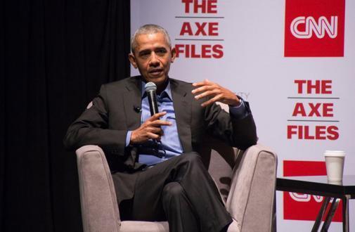 """بماذا أجاب أوباما عن سؤال """"هل يمكنك هزيمة ترامب بـ 2020؟"""""""