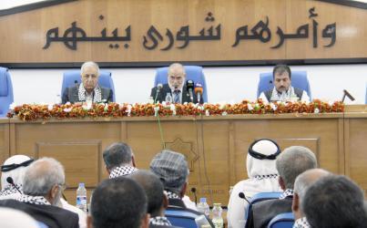لهذه الاسباب تشريعي غزة يوصي بتوقيف قائد الشرطة البحرية