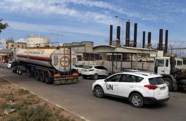 ملحم: الرقابة الأمم المتحدة حدت من تهريب الوقود القطري للمجهول