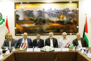 لتجاوز الخلافات مصر قدمت نقاطا جديدة لتطبيق اتفاق المصالحة