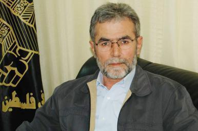 """النخالة يدعو السلطة الفلسطينية لإنهاء إجراءاتها """"المعادية"""" ضد غزة والمقاومة"""