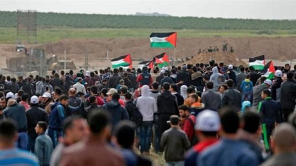 خيبة تصيب المنظومة الإسرائيلية.. لا تناقص في أعداد المشاركين في مسيرات العودة