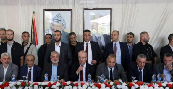 """مصادر: حركة حماس توافق على """"تمكين"""" حكومة الوفاق بغزة بشروط"""