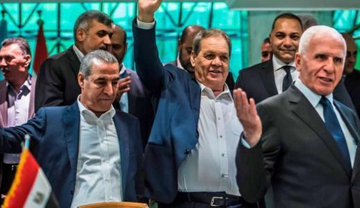 وفد من فتح يصل القاهرة الأحد القادم