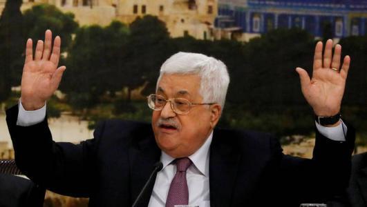 الرئيس عباس: هناك مؤامرة من حماس لتعطيل قيام الدولة الفلسطينية وسنفشلها